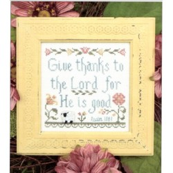 GIVE THANKS TO THE LORD MBT-233 My Big Toe