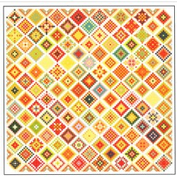 DAYBREAK GRANNY IS NO SQUARE 2 Carolyn Manning Designs