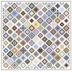 NEUTRAL GRANNY IS NO SQUARE 2 Carolyn Manning Designs