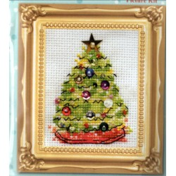 534 CHRISTMAS TREE Design Works Crafts