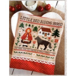 LITTLE RED RIDING HOOD The Little Stitcher