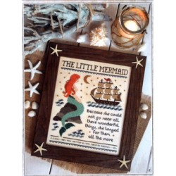 THE LITTLE MERMAID The Little Stitcher