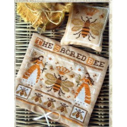 THE SACRED BEE The Little Stitcher