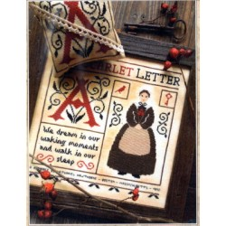 THE SCARLET LETTER The Little Stitcher