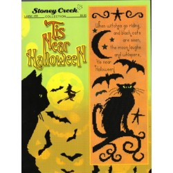 TIS NEAR HALLOWEEN Stoney Creek Collection