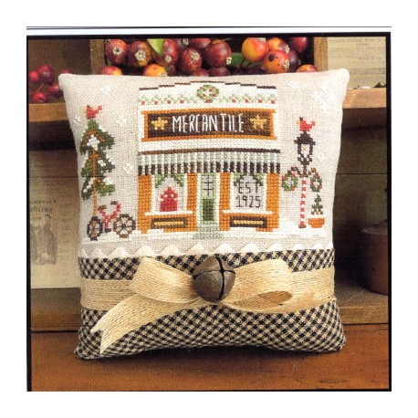 HOMETOWN HOLIDAY MERCANTILE Little House Needleworks
