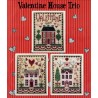 VALENTINE HOUSE TRIO 191 Waxing Moon Designs