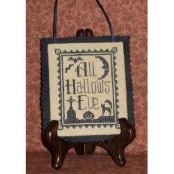 ALL HALLOWS MINI Waxing Moon Designs