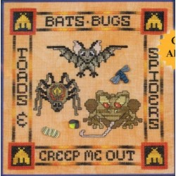 BATS BUGS TOADS AND SPIDERS Glendon Place