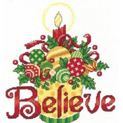 BELIEVE ORNAMENTS Imaginating