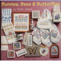 Bunnies Bees and Butterflies 217 Jeanette Crews Designs