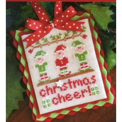 CHRISTMAS CHEER Country Cottage Needleworks