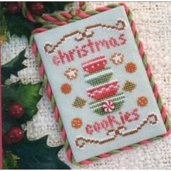 CHRISTMAS COOKIES Country Cottage Needleworks
