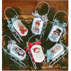 Christmas Friends Sue Hillis Designs