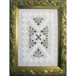 CHRISTMAS GARDEN TERRI BAY NEEDLEWORK DESIGNS
