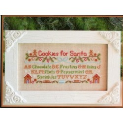 COOKIES FOR SANTA Country Cottage Needleworks