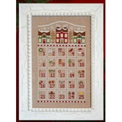 COUNTDOWN TO CHRISTMAS Country Cottage Needleworks