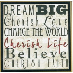 DREAM BIG Mystic Stitch