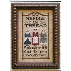 EMBROIDERY GUILD Little House Needleworks
