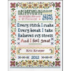 EVERY STITCH SAMPLER Imaginating