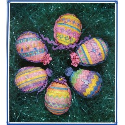 FUN AND FUNKY EASTER EGGS DEBBEES DESIGNS