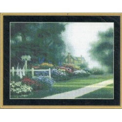 GARDEN WALK MYSTIC STITCH Model