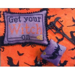 Get Your Witch On Needle Bling Designs