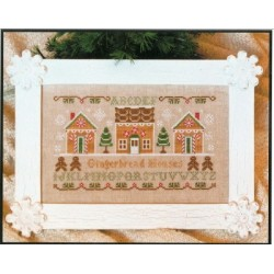 GINGERBREAD HOUSES Country Cottage Needleworks
