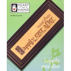 HAPPILY EVER AFTER Heart In Hand