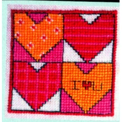 HEARTS SQUARED 14 Amy Bruecken Designs