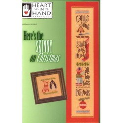 HERES THE SKINNY ON CHRISTMAS Heart In Hand