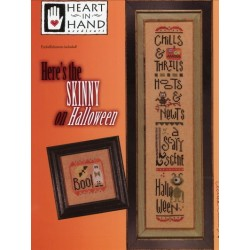 HERES THE SKINNY ON HALLOWEEN Heart In Hand Model