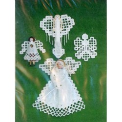 HOLIDAY ORNAMENTS 16 HANKY PANKY DESIGNS