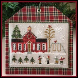 HOMETOWN HOLIDAY THE BOOKSTORE Little House Needleworks