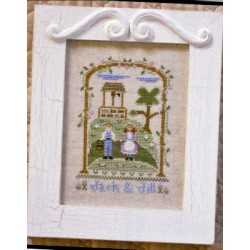 JACK AND JILL Country Cottage Needleworks
