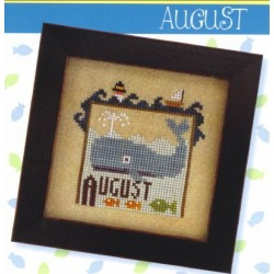 JOYFUL JOURNAL AUGUST Heart In Hand