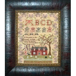 Keziah Campbell 1796 Needlemade Designs