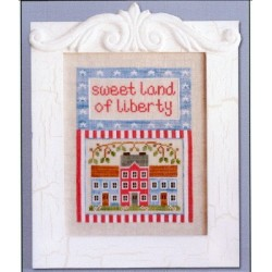 LAND OF LIBERTY Country Cottage Needleworks