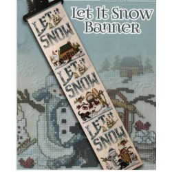 LET IT SNOW BANNER Stoney Creek