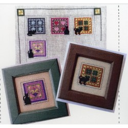 LITTLE BITTY KITTY QUILT CLUB MARCH AND APRIL Vals Stuff