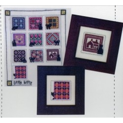 LITTLE BITTY KITTY QUILT CLUB SEPT AND OCTOBER Vals Stuff