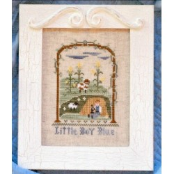 LITTLE BOY BLUE Country Cottage Needleworks