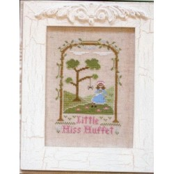 LITTLE MISS MUFFET Country Cottage Needleworks