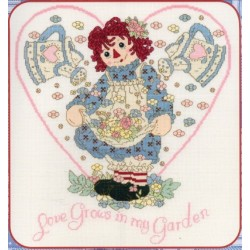 Love Grows in My Garden Designs by Gloria and Pat