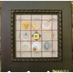 M IS FOR MOON Sam Sarah Designs