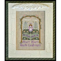 MARY MARY QUITE CONTRARY Country Cottage Needleworks