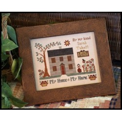 MY HOUSE MY HOME Little House Needleworks