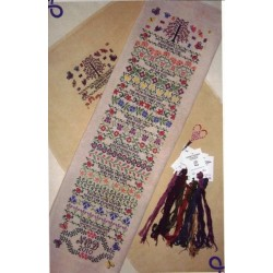 MY MOTHERS GARDEN 2 NORTHERN EXPRESSIONS NEEDLEWORK