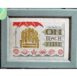 ON BEACH TIME HD92 Hands On Design
