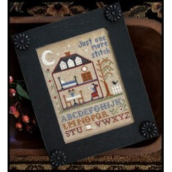 ONE MORE STITCH WITH THREADS Little House Needleworks